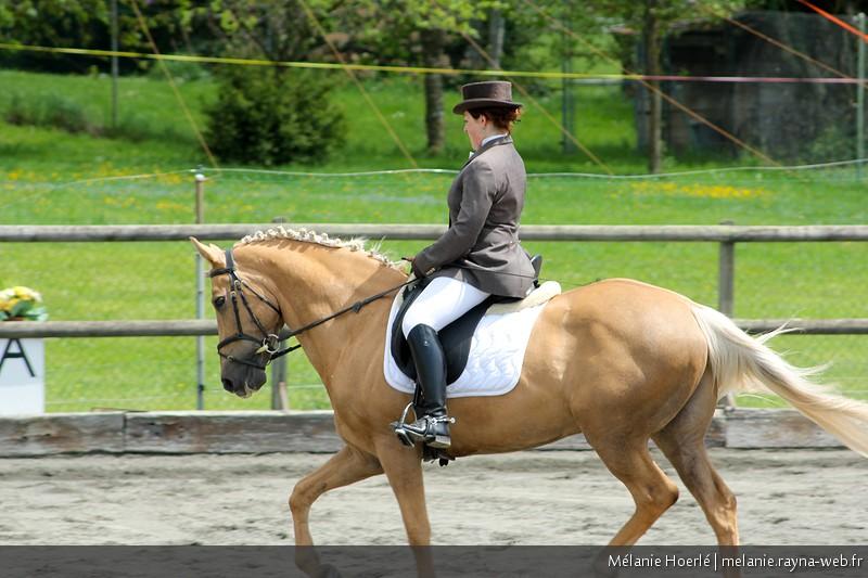 Concours dressage @ Puidoux (CH) – 13 mai 2012
