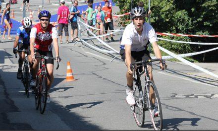 28ème Triathlon d'Aubonne