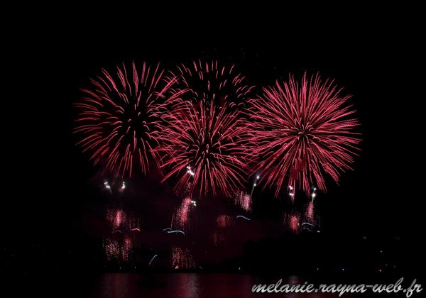 Fêtes de Genève 2011 – Feu pyromélodique