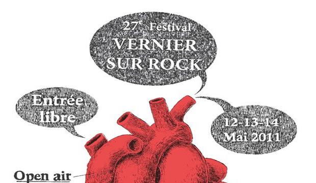 Vernier sur rock 2011