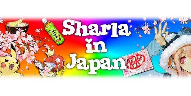 Sharla In Japan – Youtube channel