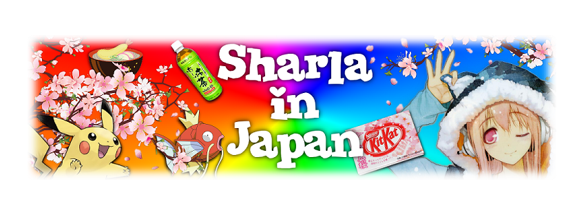 Sharla In Japan – Youtube channel