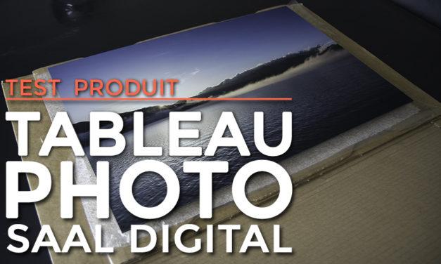 Test tableau photo Saal Digital