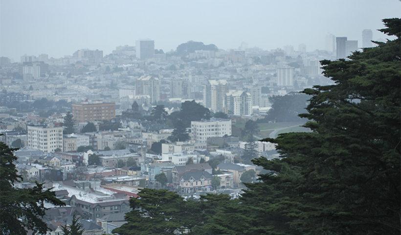 Buena Vista Park view