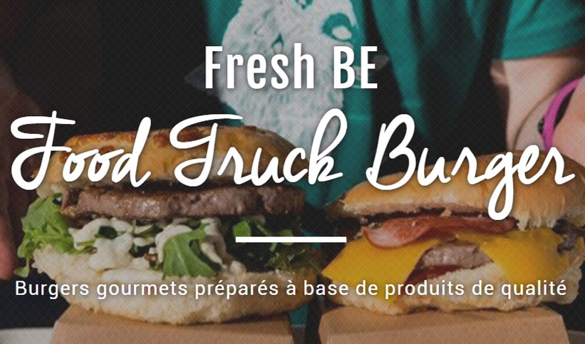 Fresh Be, Food Truck à Strasbourg