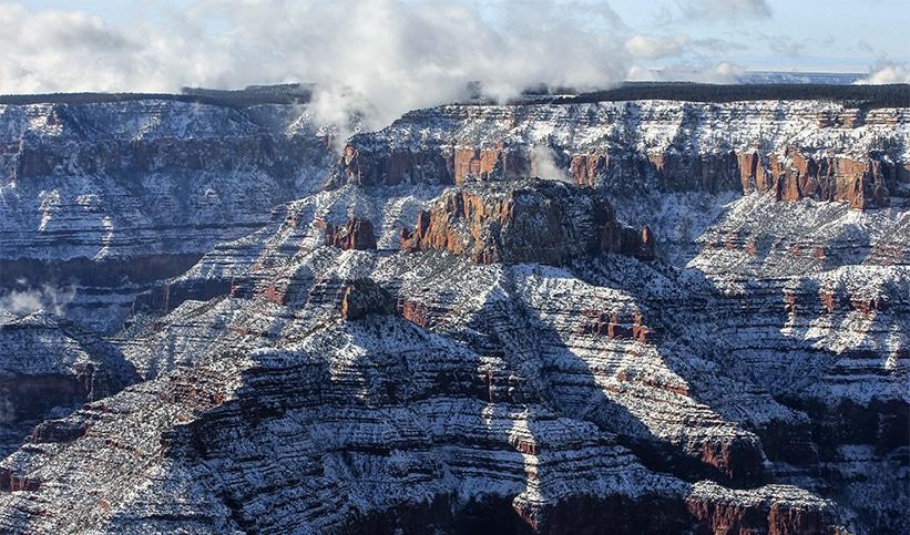 Carnet de voyage : Las Vegas & Grand Canyon