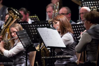 Concert annuel 2017 de La Concorde de Bischoffsheim